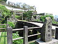 Ruin of Usuki castle Furuhashi gate.JPG