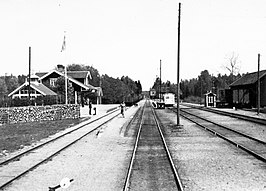 Station Runhällen in 1937