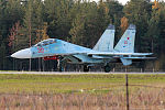 Russian Air Force Sukhoi Su-27UB Dvurekov-1.jpg