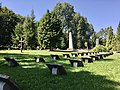 Russian soldiers section Krakow Military cemetery, Poland, 2015, 04.jpg