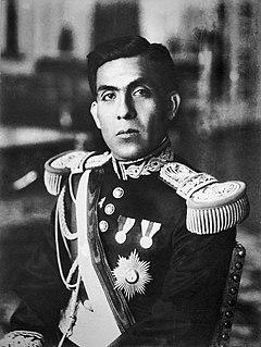 peruanischer General und Politiker, Präsident von Peru (1930–1931 und 1931–1933)