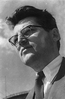 S.Kragujevic, Dobrica Cosic 1961.JPG