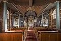 SM Rossoszyca Kościół św Wawrzyńca - wnętrze 2017 (1) ID 614366.jpg