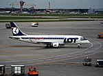 SP-LII (aircraft) at Sheremetyevo International Airport pic3.JPG