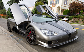 Image illustrative de l'article SSC Ultimate Aero