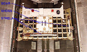 Integrated cargo carrier - Image: STS 101 ICC