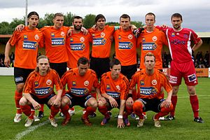 SV Horn - Team photo (May 2010)