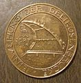 "SWITZERLAND, BASEL 1934 DRIEROSENBRUCKE ""BRIDGE INAUGURATION"" PINBACK MEDALLION, SEPT 1934 - Flickr - woody1778a.jpg"