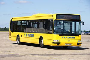 S M Coaches bus 301 (OY53 RDU), 2010 North Weald bus rally.jpg