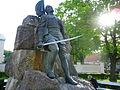 Saaremaa, Vabadussõja mälestussammas Kuressaares.jpg