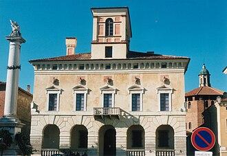 Vespasiano I Gonzaga - The Ducal Palace of Sabbioneta.
