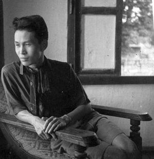 Sao Saimong - Sao Saimong in his youth