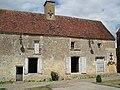Saint-Cyr-la-Rosière - Prieuré de Sainte-Gauburge.JPG