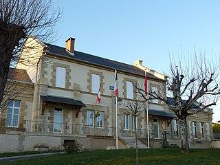 Saint-Martial-dAlbarède Commune in Nouvelle-Aquitaine, France