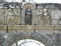 Saint-Ségal (29) Chapelle Saint-Sébastien 04.JPG