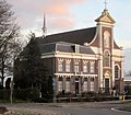 Saint Barnabas Catholic Church, Haastrecht, South Holland, Netherlands. - panoramio.jpg