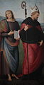 Saint Jean l'Évangéliste et Saint Augustin.jpg