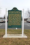 Saint Joseph Hospital and Home for the Aged Historical Marker Adrian Michigan.JPG