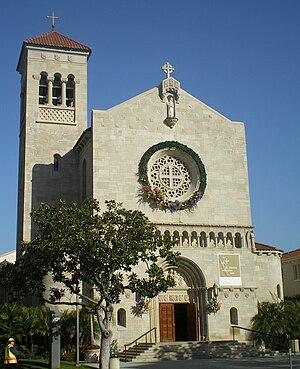Albert C. Martin Sr. - Saint Monica Catholic Church