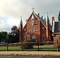 Saint Patrick Chapel, Saint Jerome Church, Holyoke, Massachusetts.JPG