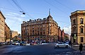Saint Petersburg. Apartment building in Malaya Posadskaya, 11.jpg