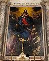 Saint Roch, peinture de Giovanni Bilivert, oratoire San Roccu de Bastia.jpg