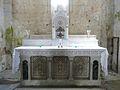 Sainte-Marie-de-Chignac église autel (2).JPG