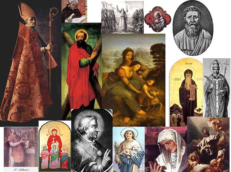 Image of Catholic Saints