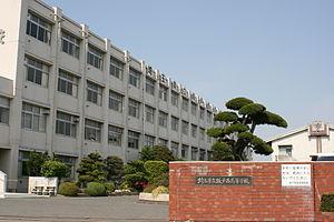 埼玉県立坂戸西高等学校