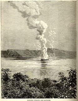 History of el salvador wikipedia the eruption of the ilopango volcano 1891 freerunsca Image collections