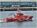 Salvamento marítimo. Porto da Coruña.jpg