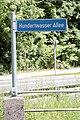 Salzburg - Parsch - Volksgarten Hundertwasser-Allee - 2017 05 17 - Schild 2.jpg