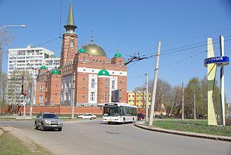 Samara Mosque - Image: Samara Mosque 2