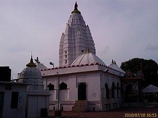 Maa Samleswari Temple