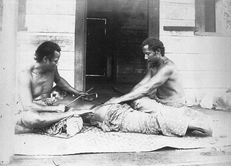 Samoan tatau