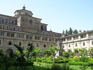 Samos, Lugo - The Monastery of San Xulián de Samos
