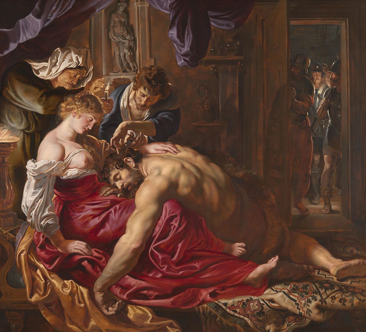 samson and delilah rubens wikipedia
