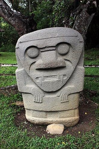 San Agustín Archaeological Park - Image: San Agustín (Huila) 16