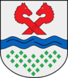Coat of arms of Sandesneben-Nusse