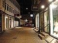 Sankt Clemens Stræde at night.jpg