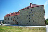 Sanok Castle August 2013.jpg
