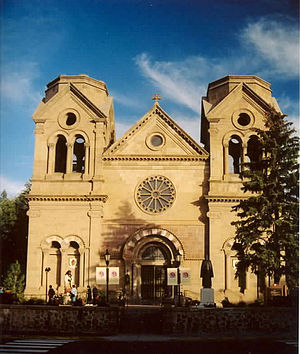 Roman Catholic Archdiocese of Santa Fe - Cathedral Basilica of St. Francis of Assisi, Santa Fe