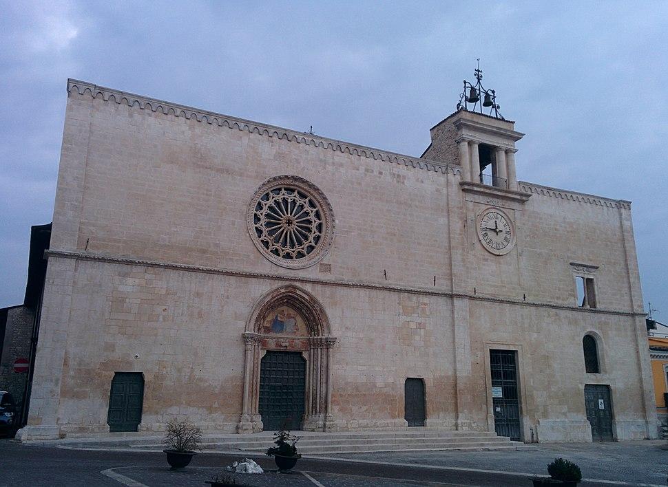 Santa Maria della Tomba, Sulmona