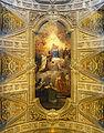 Santa Maria in Traspontina (Rome) - Ceiling.jpg