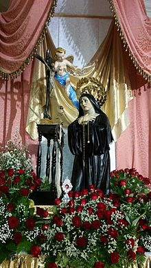 Santa Rita Giorno Calendario.Rita Da Cascia Wikipedia