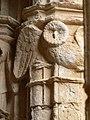 Santes Creus Cloister Owl.JPG