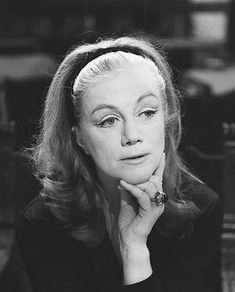 Sarah Churchill (actress) - Sarah Churchill in 1966