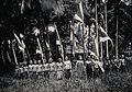 Sarawak; Murut tribeswomen at a head feast. Photograph. Wellcome V0037457.jpg