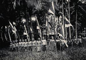 Murut people - Murut tribeswomen at a head feast in Sarawak, Malaysia.