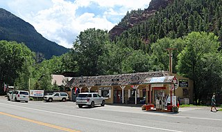 Sawpit, Colorado Town in State of Colorado, United States